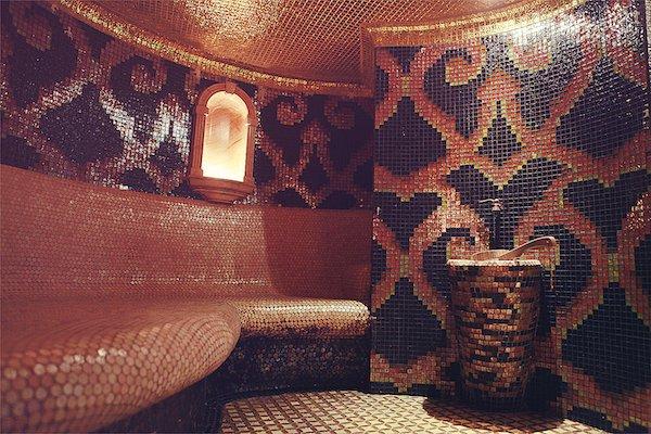 Турецкая баня - 2